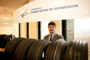 José Luis Rodríguez, Director del Consorcio Nacional de Industriales del Caucho
