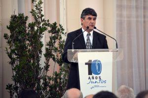 José Luis Rodríguez, Director Comisión de Fabricantes de Neumáticos