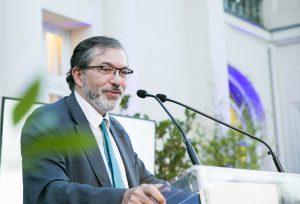 José Manuel Prieto, subdirector general de Calidad y Seguridad