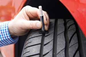 profundidad del neumático