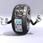 Etiqueta del neumático